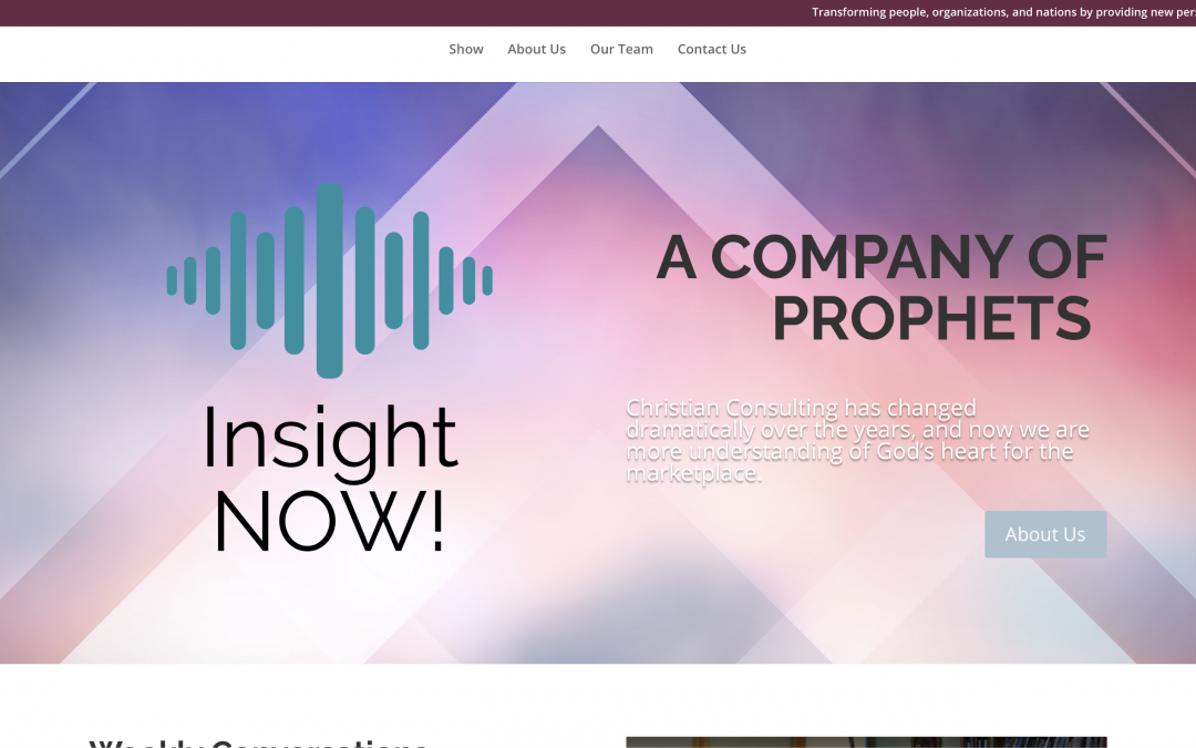Insight NOW!