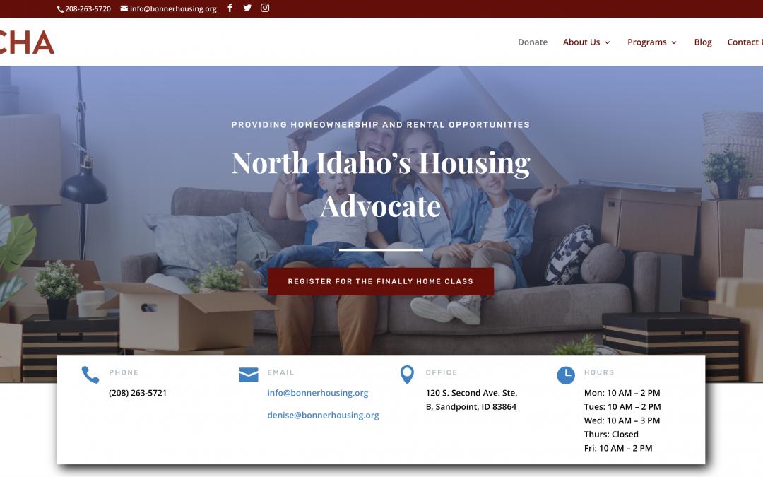 Bonner Community Housing Agency