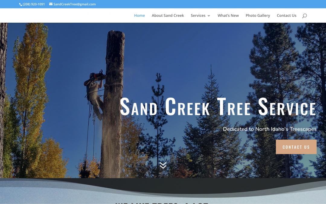 Sand Creek Tree Service